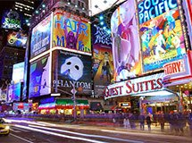 Broadway-Theater, New York