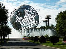 Flushing Meadows Park, New York City, USA