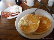 Pancake, New York City, Stati Uniti d'America