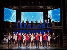 Musical Jersey Boys in New York