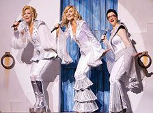 Musical Mamma Mia! a New York