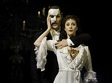 Musical El Phantom of the Opera en Nueva York