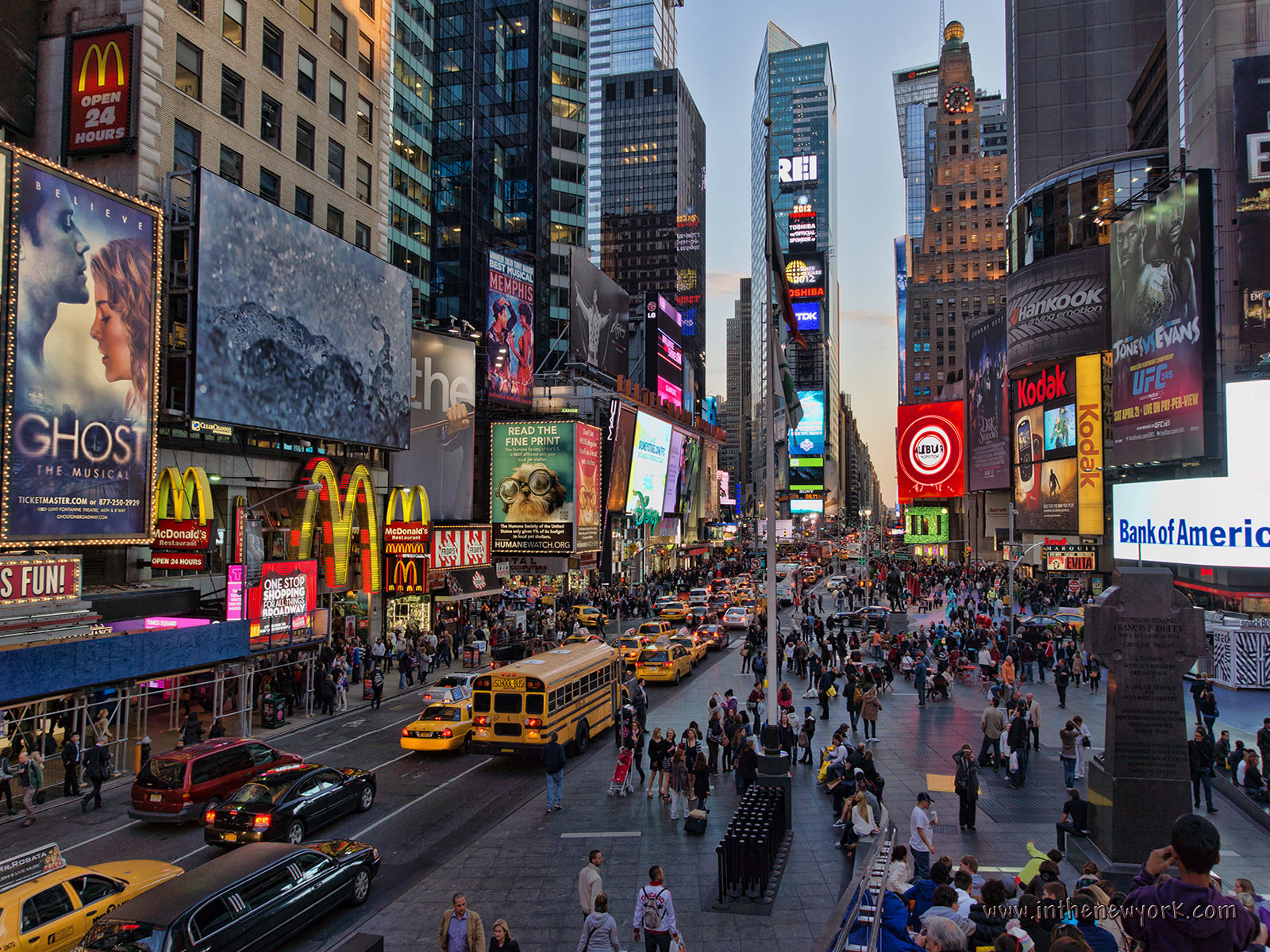 New york city main attractions for Attractions near new york city